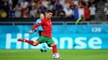 Cristiano Ronaldo marcou o dobro dos penáltis do que qualquer outro jogador em fases finais do EURO 2016