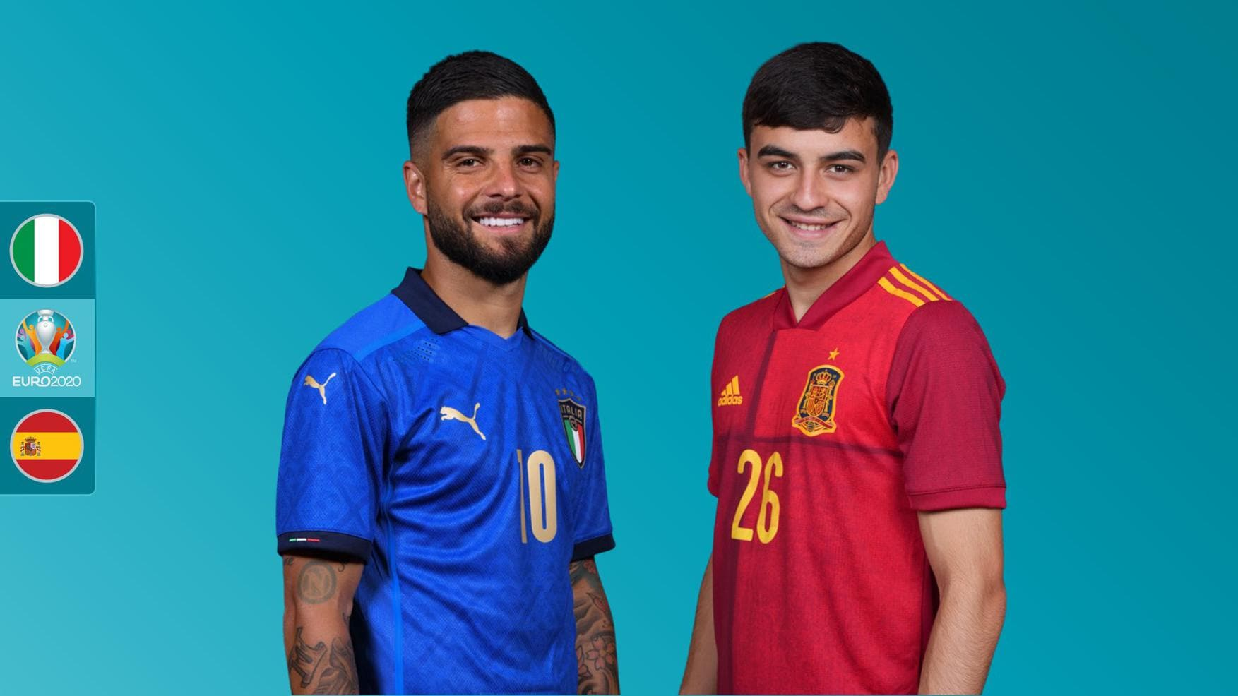 Italy vs Spain UEFA EURO 2020 preview: where to watch, TV channels and live streams, team news, form guide