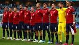 The Czech Republic made their fans proud