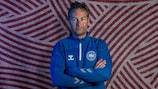 Denmark coach Kasper Hjulmand