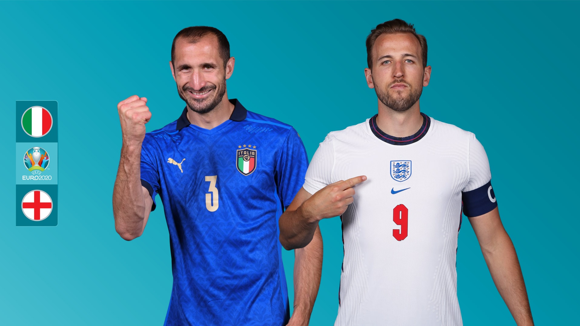 Italy vs England UEFA EURO 2020 final preview: where to watch, TV channels and live streams, team news, form guide