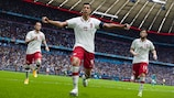 Poland went down to Serbia in the final