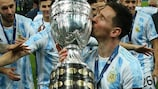 Lionel Messi's records