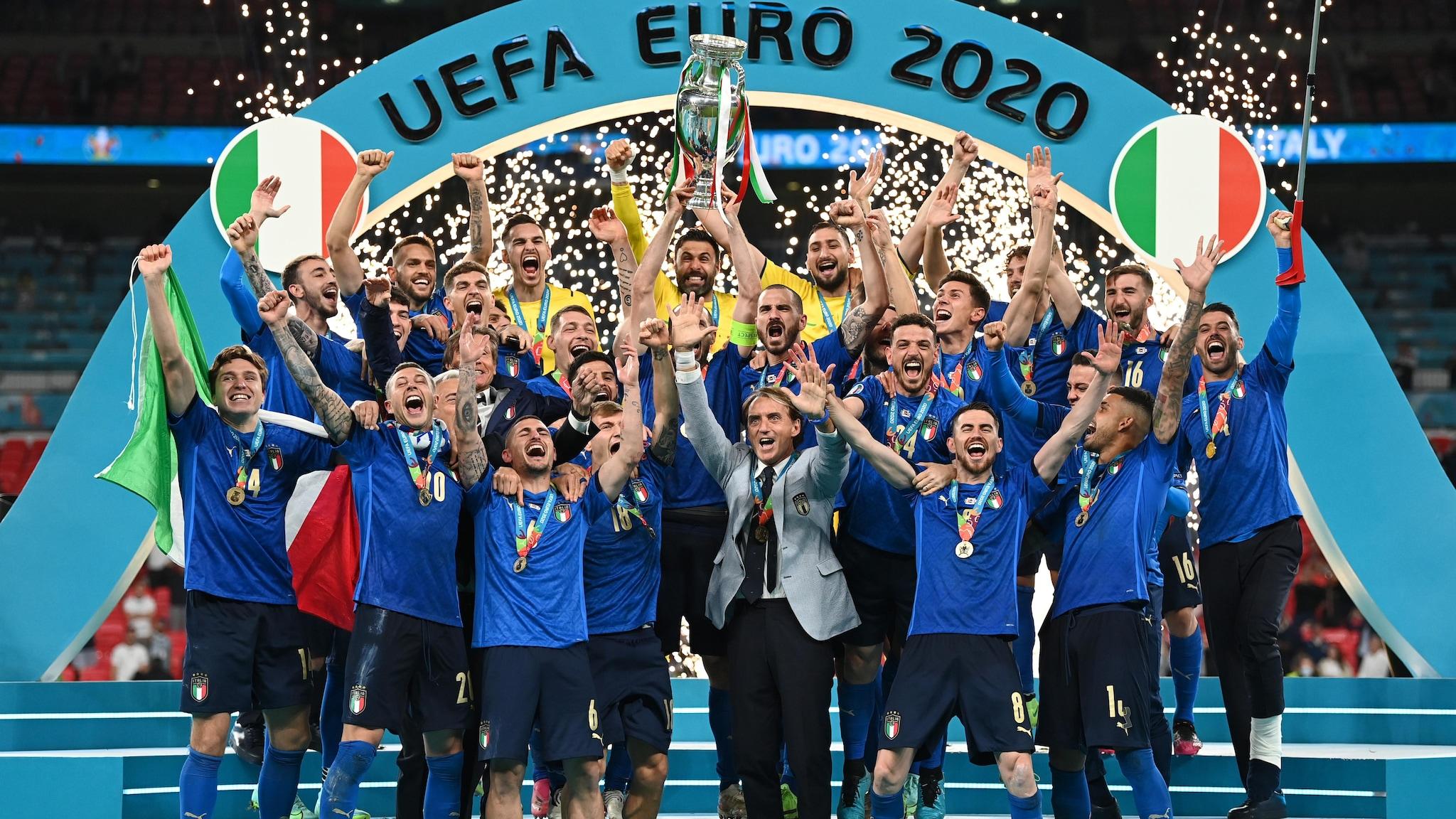 Italy 1-1 England, aet (3-2 on pens): Donnarumma the hero as Azzurri win EURO  2020! | UEFA EURO 2020 | UEFA.com