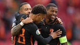 All of the Netherlands EURO 2020 goals