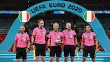 Großes Lob für EM-Schiedsrichter