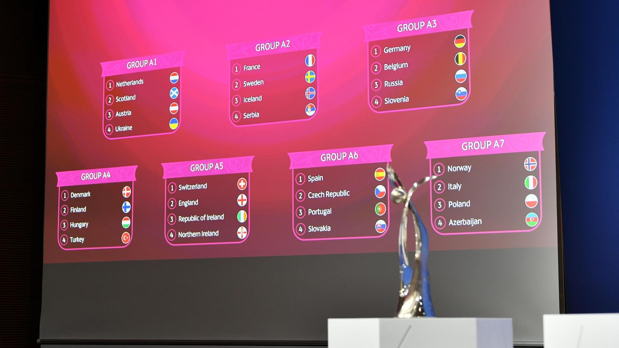 2021/22 Women's U19 round 1 draw made