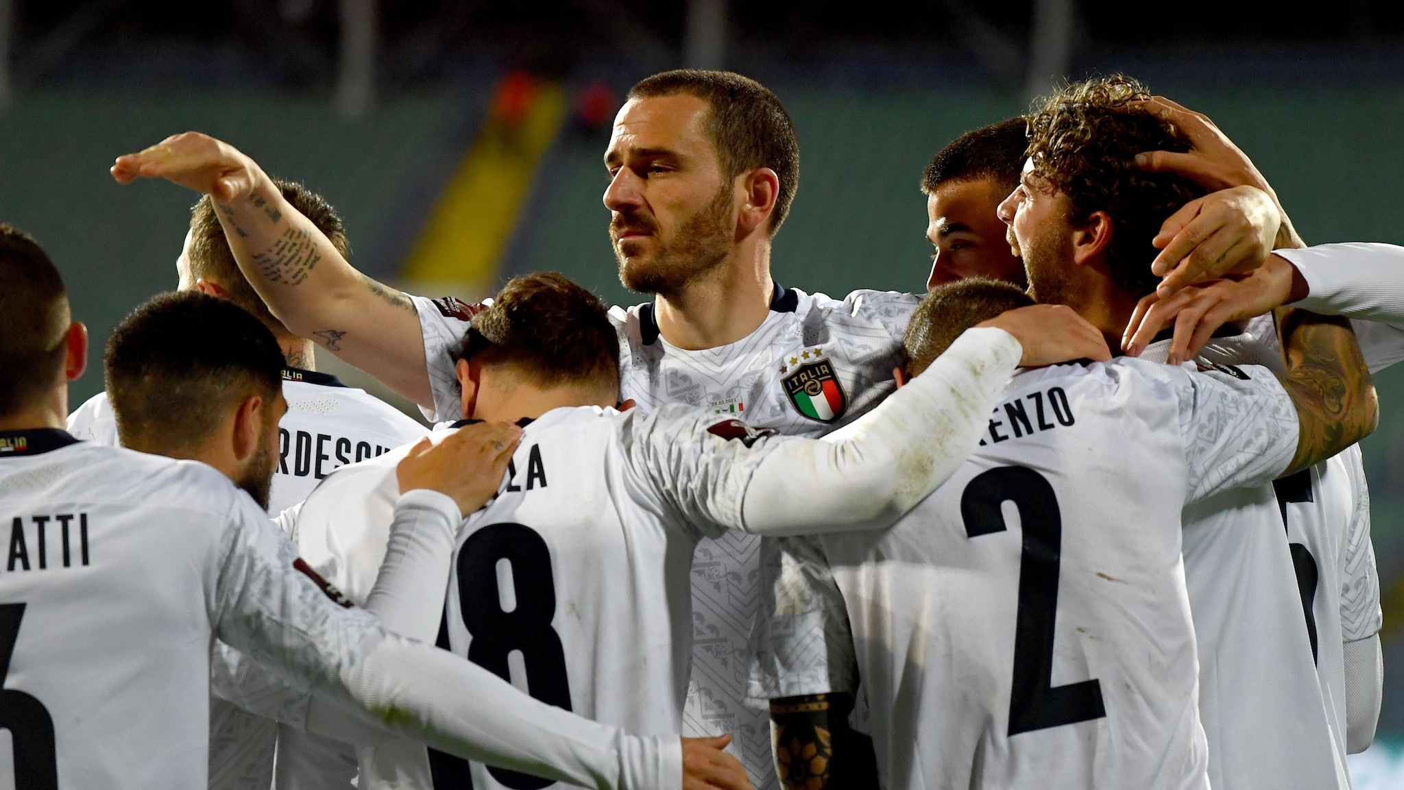 European Qualifiers for 2022 World Cup: all the fixtures and results