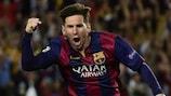 Lionel Messi ha sido el ganador de la votación en tres ocasiones
