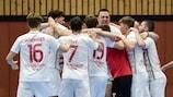 UEFA Futsal Champions League, début du tour préliminaire le 21 août