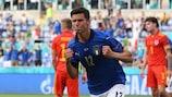 Highlights: Italien - Wales 1:0
