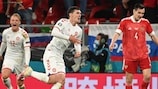 Highlights: Russia-Danimarca 1-4