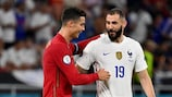 Highlights: Portogallo-Francia 2-2