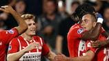 El PSV goleó en su partido