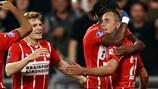 Il PSV ha vinto 5-1 contro il Galatasaray all'andata