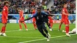 Samuel Umtiti a permis aux Bleus de sortir la Belgique en demie du Mondial 2018