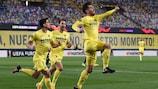 Villarreals Europa-League-Tore 2020/21