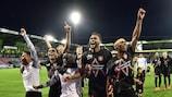 Midtjylland a battu le Celtic en prolongation pour atteindre le troisième tour de qualification.