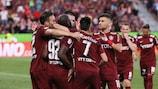 Il CFR Cluj è tra le squadre qualificate al terzo turno
