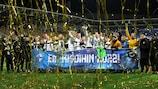 A Finlândia foi uma as vencedoras dos grupos