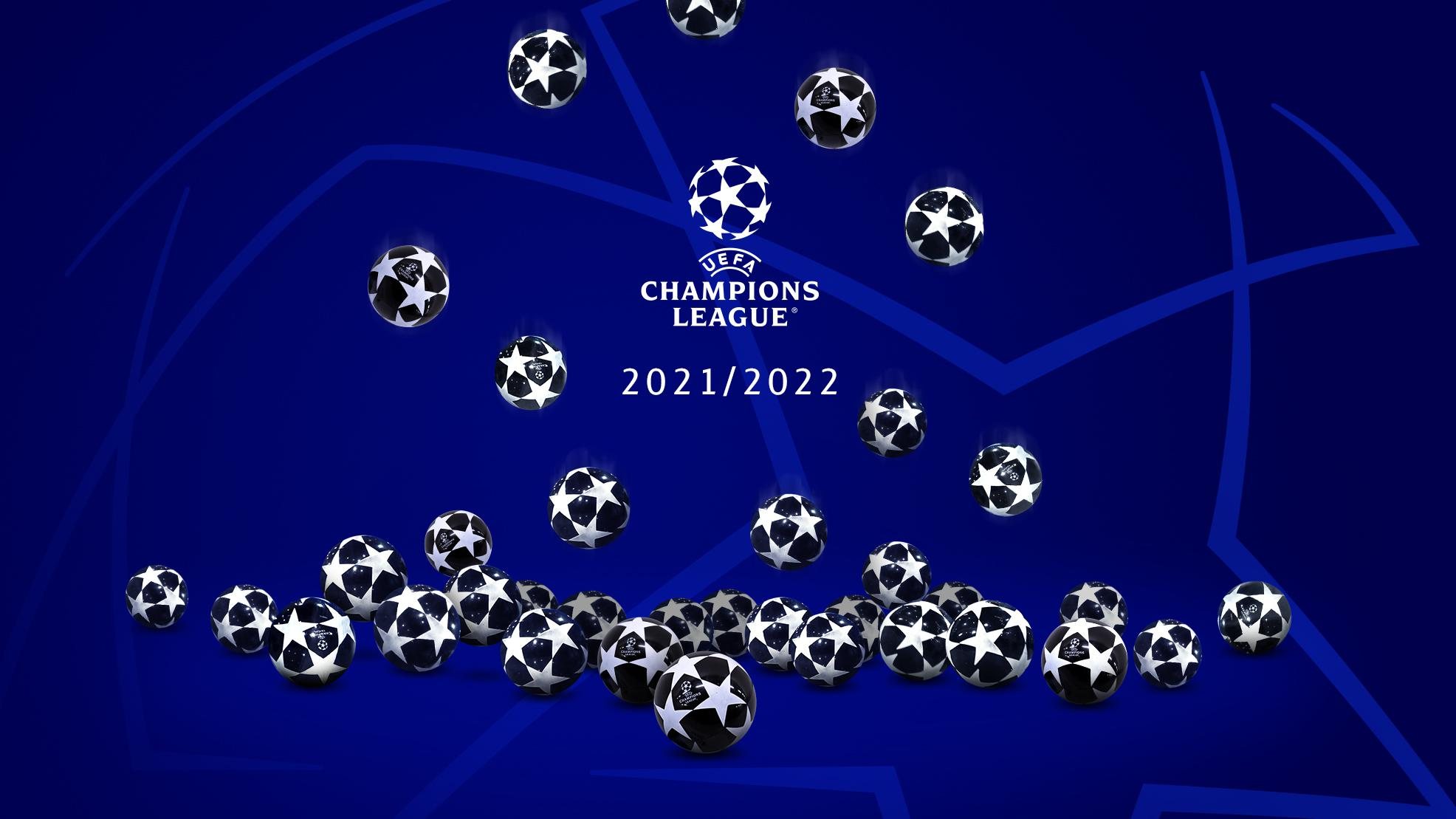 Champions League Group Stage Draw Pots Confirmed