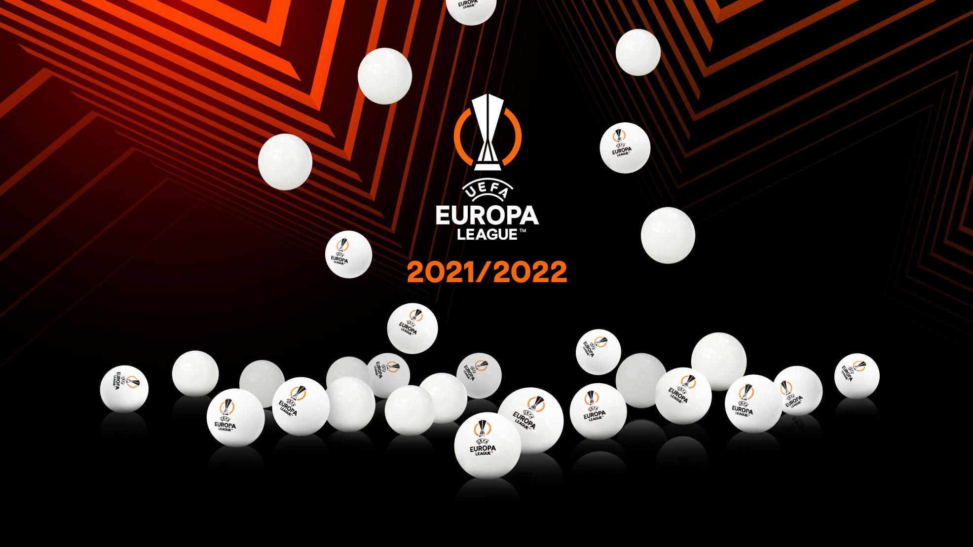 Europa League group stage draw: time, teams and streaming - UEFA.com