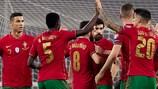 Portugal arrancou com um triunfo em Turim, frente ao Azerbaijão
