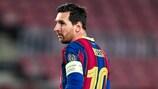 Messi ha marcado 123 goles en la competición