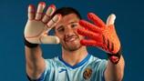 Villarreal goalkeeper Gerónimo Rulli