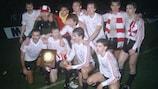 Aberdeen și-a sărbătorit victoria în 1983
