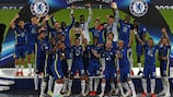 Highlights: Chelsea win Super Cup