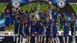 Resumo: Chelsea vence a Supertaça