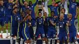 Kepa hace supercampeón de Europa al Chelsea