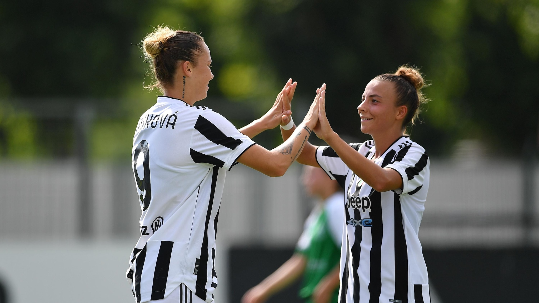 Women's Champions League round 1 finals set