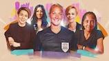 फ़ुटबॉल महिला: समूह 2