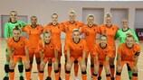 Países Baixos completam trio de apurados