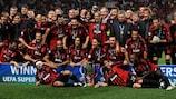Supercoppa UEFA: record e statistiche