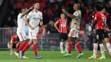 Resumo: PSV 0-0 Benfica