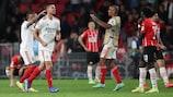 Highlights: PSV 0-0 Benfica (2 mins)