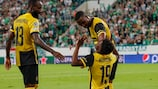 Highlights: Ferencváros 2-3 Young Boys (2 mins)