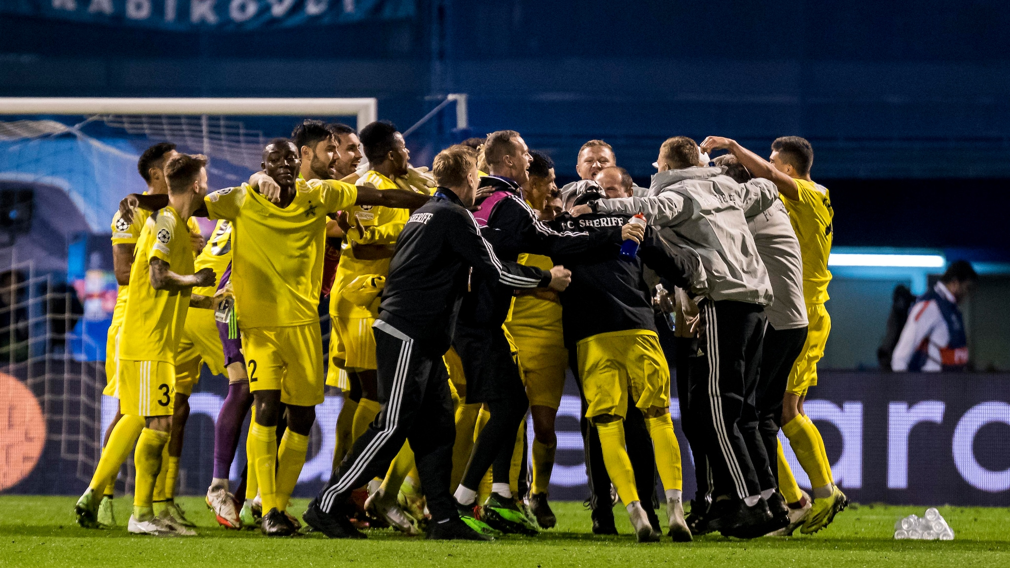 Champions League qualifying: Benfica, Malmö, Young Boys through