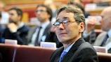 यूईएफए के मेडिकल और डोपिंग रोधी प्रमुख मार्क वोइलामोज़-