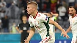 All of Hungary's EURO 2020 goals