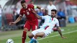Highlights: Serbien - Luxemburg 4:1