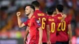 Highlights: Spanien - Georgien 4:0