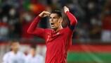Cristiano Ronaldo hat schon 111 Tore für Portugal erzielt