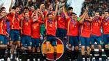 España conquistó su quinto título en 2019