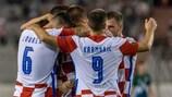 Хорватия - Словения 3:0
