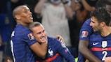 Highlights: France 2-0 Finland