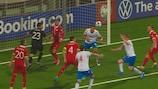 Highlights: Faroe Islands 2-1 Moldova